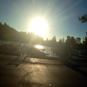 Maravillas del Verano: Luz del Sol a las 7:15 p.m.