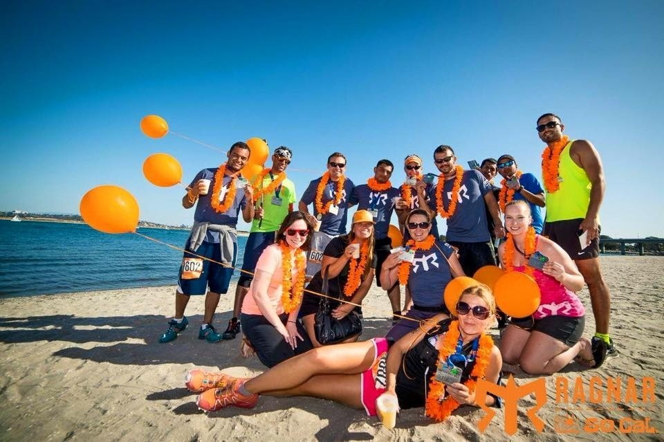 Ragnar Relay SoCal