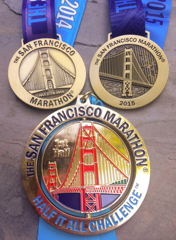 Half it All Challenge The San Francisco Half Marathon