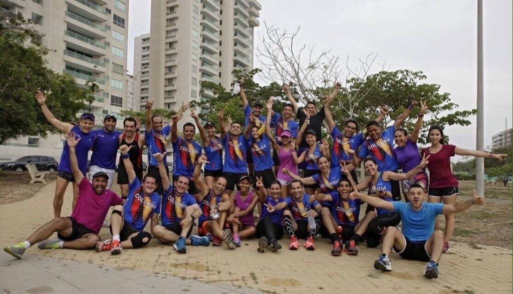 Firerunners Barranquilla
