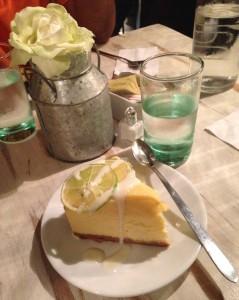 """Torta de queso de limón o como le diche muchos, """"cheesecake"""" de limón - ¡Mi debilidad!"""