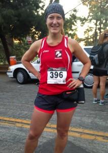 Uno de los logros más importantes de esta carrera es que es la primera vez que corro con shorts!!!! Antes me pelaba entre las piernas y era tenaz. Nada como BodyGlide!