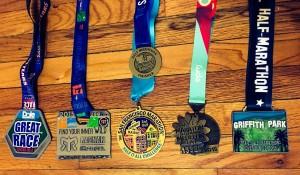 Mis 5 carreras del 2015