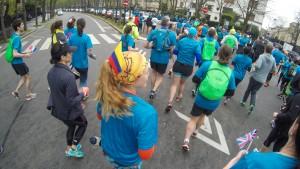 Paris Breakfast Run