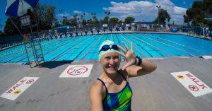 El día que los 5k nadando. No se preocupen, no se me desencajaron los hombros, pero gracias por preguntar. Sí se pueden nadar 5000 metros, para los nadadores es el equivalente a una media maratón y es más común de lo que creen.