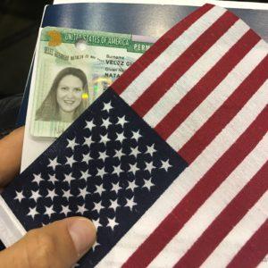 Atrás han quedado los tiempos de Green Cards y preguntas en aeropuertos.