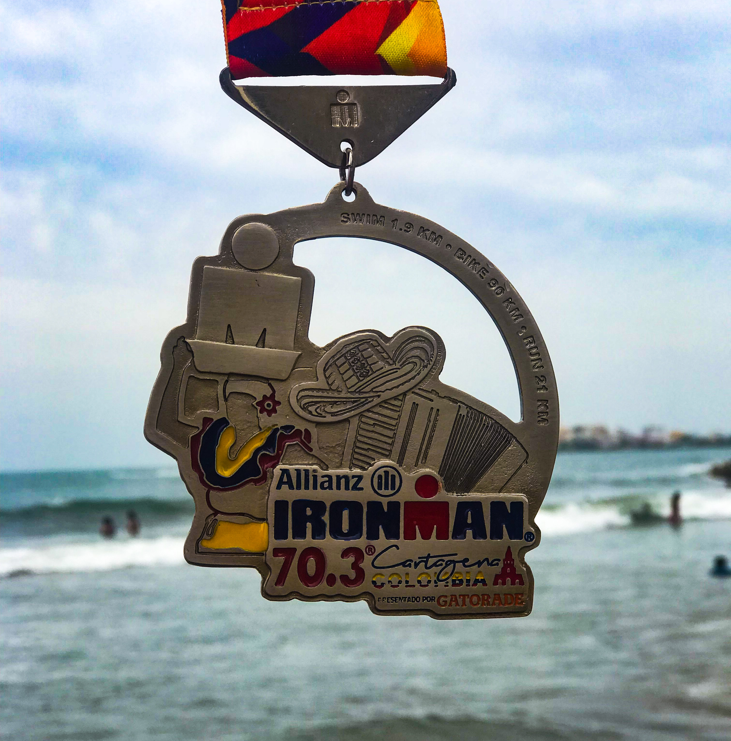 dba34fb28aba Mi Segundo Ironman 70.3 - Cartagena 2017 - El Blog de Nati